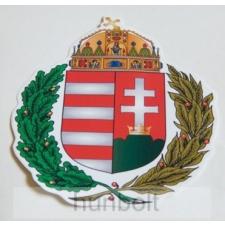 Koszorús címeres matrica 2 cm matrica
