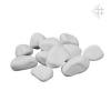 Kratki Fehér kő dekor 1kg