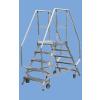 KRAUSE - Gurítható biztonsági dobogó mindkét oldalon járható 2x7 fokos