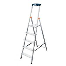 KRAUSE - Monto Safety lépcsőfokos állólétra 7 fokos (félprofi) - 126351 létra és állvány