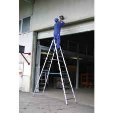KRAUSE - Stabilo két oldalon járható biztonsági létra 2x18 fokos (profi) létra és állvány