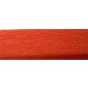 . Krepp papír 50x200 cm, narancs vörös (HPR00114)