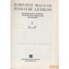 Kriterion Romániai magyar irodalmi lexikon I. A-F