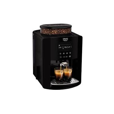 Krups EA8170 Kávéfőző Quattro Force Fekete