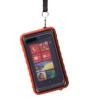 KRUSELL mobile case sealabox l piros tok