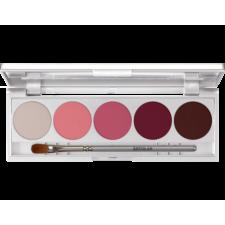 Kryolan Shades Etui 5 színű, tükrös paletta, 9335/Abu Dhabi szemhéjpúder