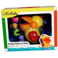 KS Ks Kids: Éhes pelikán fürdőjáték fürdőszobai játék