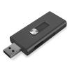 KSIX Kártyaolvasó KSIX Micro SD Fekete