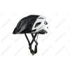 KTM Factory Line kerékpáros bukósisak mattfekete/fehér 54-58cm
