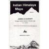 Kullu Valley, Parabati Valley & Central Lahul (no5.) térkép - West Col