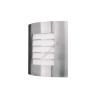 Kültéri fali lámpa rozsdamentes acél 1x60W 230V Oslo - Massive Philips - 01726/01/47