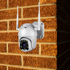 Kültéri, vízálló, WiFi-s kamera megfigyelő kamera