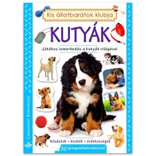 Kutyák - játékos ismerkedés a kutyák világával gyermek- és ifjúsági könyv