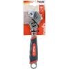 """KWB állítható villáskulcs """"francia kulcs"""" gumi nyéllel 1-1/4"""" 0-32mm (168000)"""