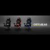 KWG gaming szék CETUS M1 fekete-piros
