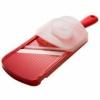 Kyocera Julienne kerámia szeletelő, kézvédővel piros (CSN-182S RD)