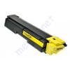 Kyocera TK-580Y TK580Y yellow toner - utángyártott EZ FS-C5150DN ECOSYS P6021cdn