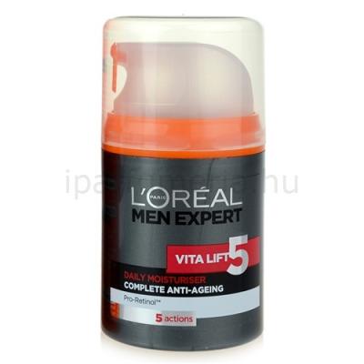 L?Oréal Paris Men Expert Vita Lift 5 hidratáló krém..