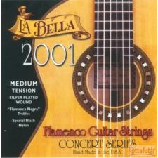 La Bella Flamenco gitárhúr garnitúra (medium) gitár kiegészítő