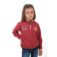 La Martinagyrek Sweatjacke Indian póló Team Piros F34