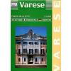 LAC Varese térkép - LAC