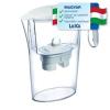 Laica Clear Line fehér vízszűrő kancsó 1 db bi-flux univerzális szűrőbetéttel