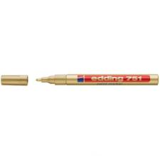 LAKKMARKER 751 KEREK 1-2MM ARANY EDDING filctoll, marker
