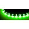 Lamptron FlexLight Pro - 24 LED - zöld