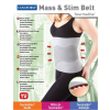 Lanaform Lanaform Mass & Slim Belt, karcsúsító Tourmaline® öv