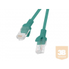Lanberg Patchcord RJ45 cat. 6 UTP 1.5m green