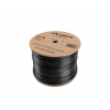 Lanberg UTP solid outdoor gel. cable, CU, cat. 5e, 305m, gray