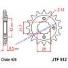 Lánckerék első JTF512 520 16 fogas