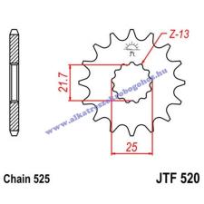 Lánckerék első JTF520 525 16 fogas lánc, láncszett