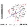 Lánckerék első JTF565SC 520 14 fogas