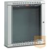 "Lande LN-RS12U5430-LG NETbox HOME 12U 600x300 fali rack szekrény 19"" RAL7035 szürke"
