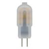 Landlite LED-JC-G4-1.5W/SXS, 12V, 2700K melegfehér, LED izzó