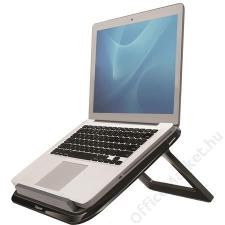 Laptop állvány, Quick Lift, FELLOWES I-Spire Series™, fekete (IFW82120) laptop kellék