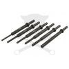 Laser Tools Kiütő készlet levegős kalapácshoz készletben (LAS-6097)