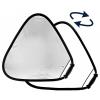 Lastolite LR3631 Trigrip reflector ezüst/fehér (75cm)