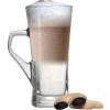 . Lattes pohár, füllel, 31 cl, 6 db