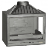 LAUDEL 700 Compact jobb oldalüveges tűztérbetét