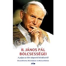 Lazi Könyvkiadó II. János Pál bölcsességei irodalom