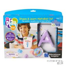 Learning Resources Playfoam-habszivacs ábécé gyurma gyurma