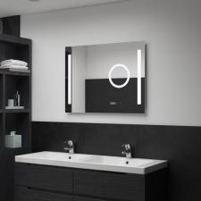LED-es fürdőszobai tükör érintésérzékelővel 80 x 60 cm bútor
