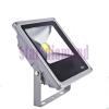 LED fényvető, reflektor / Slim / 10W meleg fehér színben