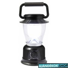 LED kempinglámpa, fekete elemlámpa