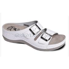 Ledi LEDI 404-18 papucs fehér női papucs