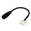 LEDvonal DC csatlakozó , LED szalag átalakító , 5050-es szalaghoz