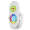 LEDvonal RGB távirányító , dimmer és vezérlő egy csomagban , fehér