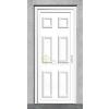 LEEDS 1 Műanyag bejárati ajtó 90x210 cm